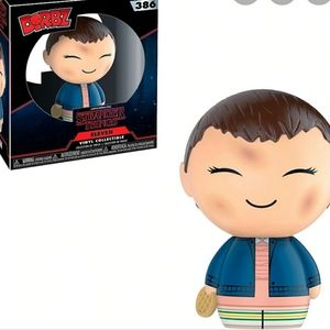 Stranger Things Eleven Funko Dorbz 386